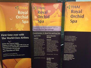 thai airways royal orchid spa bangkok 0