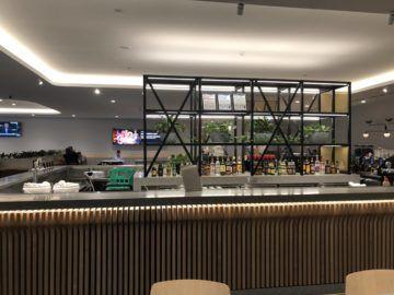 the qantas club melbourne bar