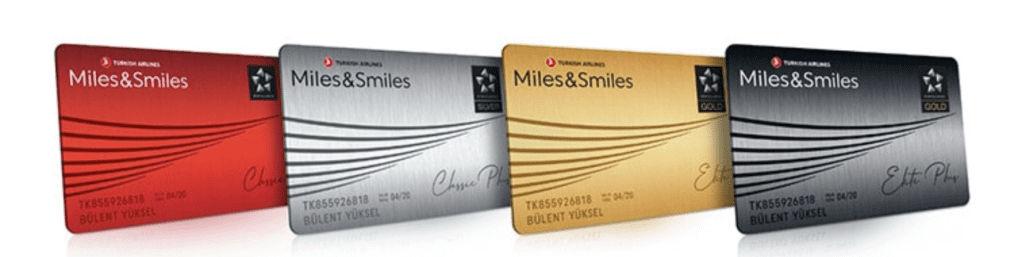 Mit dem Turkish Miles&Smiles Status zum Star Alliance Gold