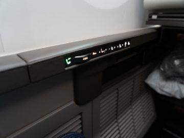 united airlines business class boeing 787 10 controler sitzeinstellung 1