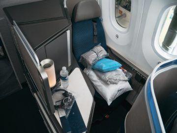 united airlines business class boeing 787 10 sitzplatz 11a 1