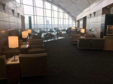 united club hong kong blick in die lounge