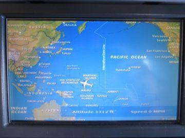 united island hopper flightmap