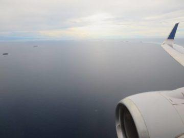 united island hopper landeanflug chuuk 2