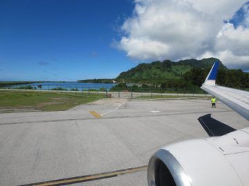 united island hopper start kosrae 1