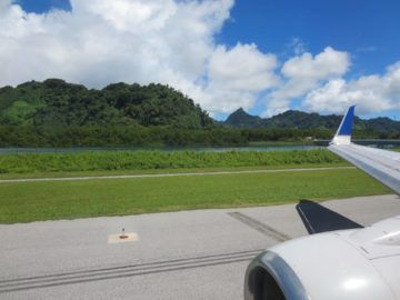 united island hopper start kosrae 2