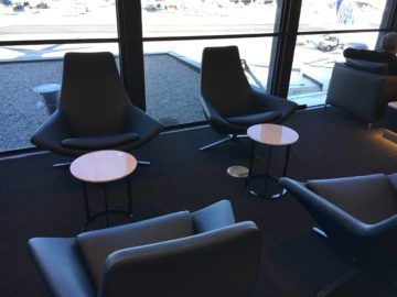 united polaris lounge los angeles fensterplaetze 2