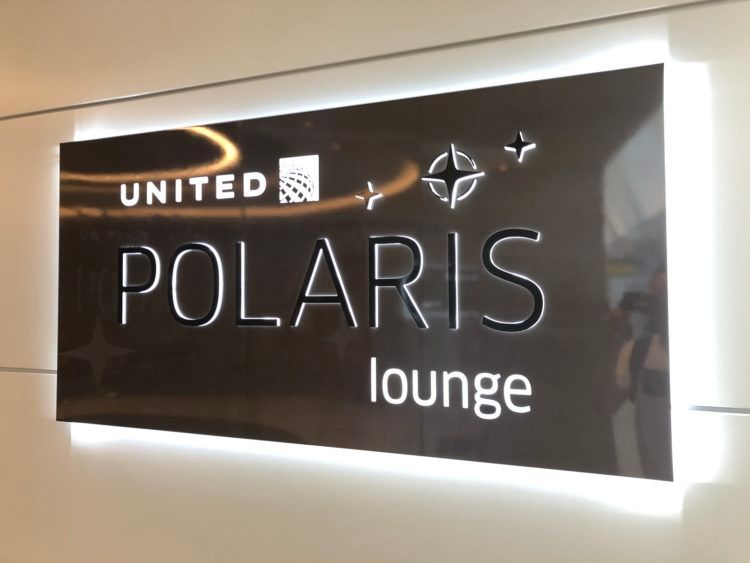 united polaris lounge newark nyc polaris logo