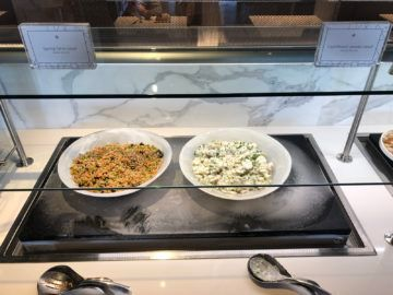 united polaris lounge newark nyc salat
